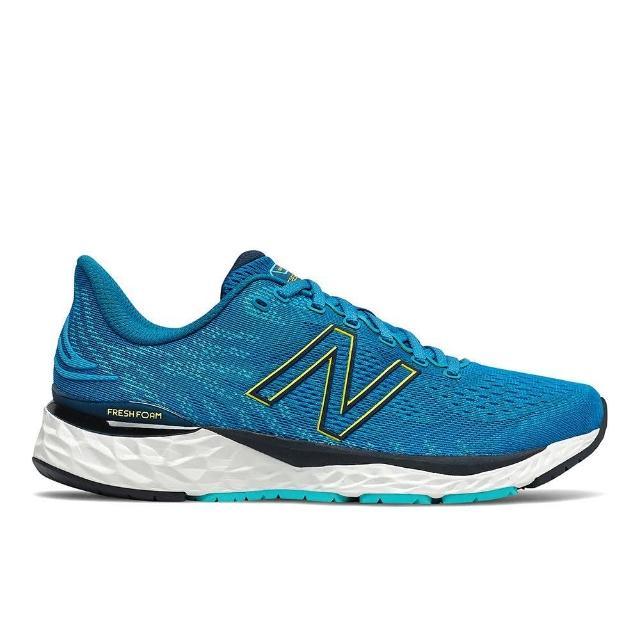 【NEW BALANCE】慢跑鞋 男鞋 運動鞋 緩震 訓練 藍 M880F11
