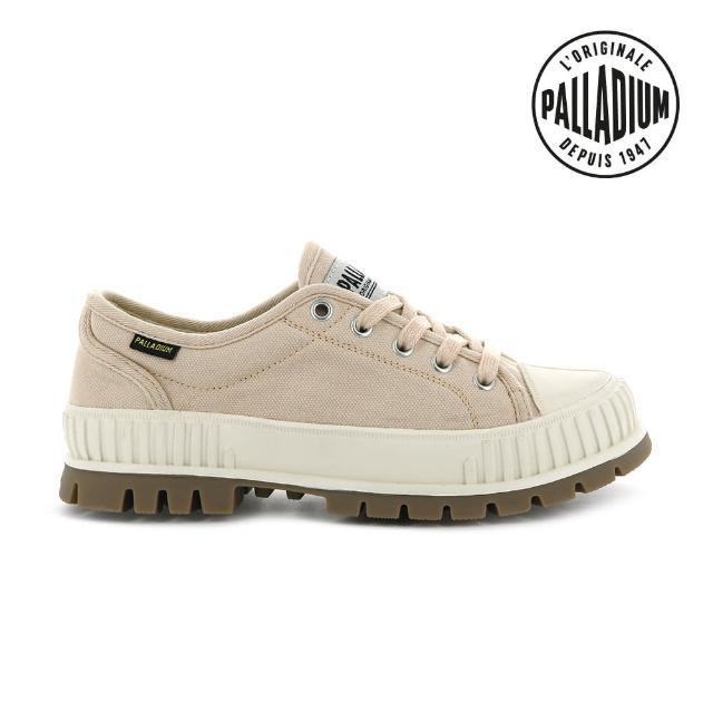 【Palladium】PALLASHOCK OG巧克力厚底鞋-中性-溫柔奶茶(76680-278)