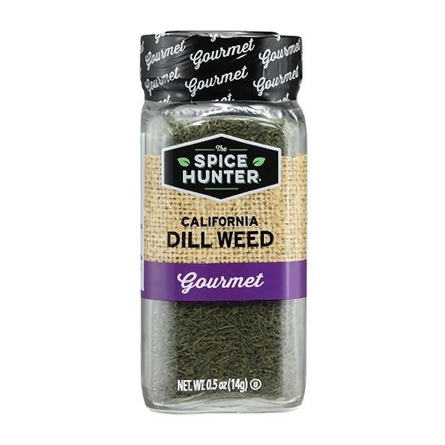 【Spice Hunter 香料獵人】美國進口 蒔蘿碎片(14g)