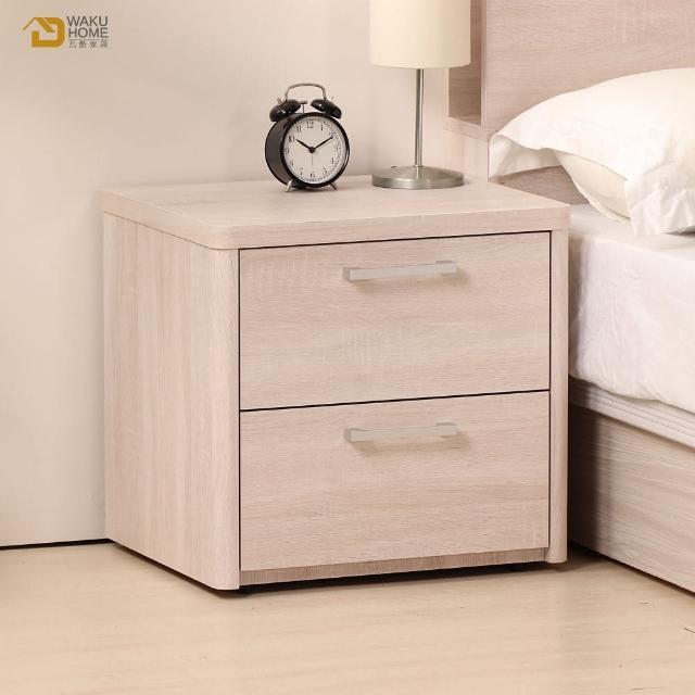 【德泰傢俱】Metheus時尚簡約床頭櫃 B001-K520