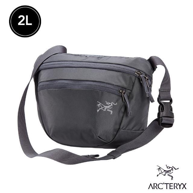 【Arcteryx 始祖鳥】24系列 Mantis 2L 多功能腰包(機長灰)
