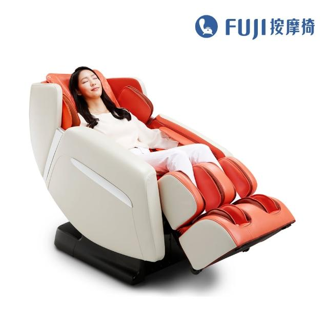 【FUJI】摩煥時光按摩椅 FE-7000(網路獨家;頂臀拉伸;肩頸工型按摩;五大自動程序)