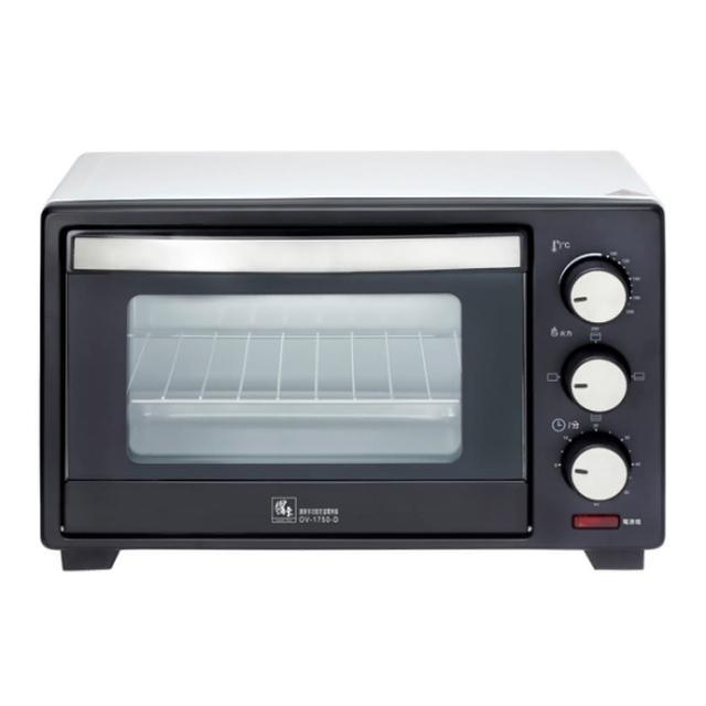 【CookPower 鍋寶】17L多功能定溫電烤箱(OV-1750-D)