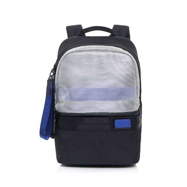【TUMI】Nottaway 後背包-透明藍