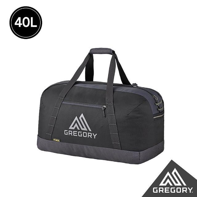 【Gregory】40L 行李裝備袋(曜石黑)