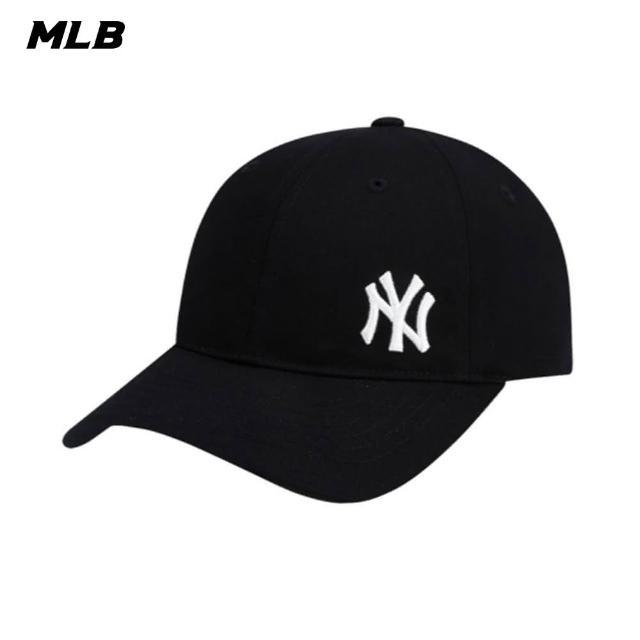 【MLB】棒球帽 Sript Tail 紐約洋基隊 可調整式(32CPIJ111-50L)