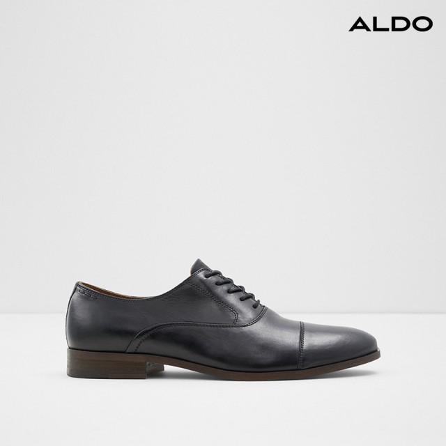 【ALDO】時尚真皮男士皮鞋