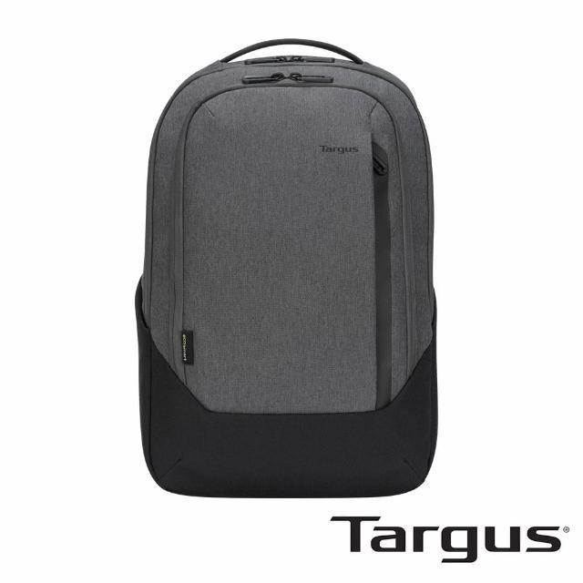 【Targus】Cypress EcoSmart 15.6 吋旗艦環保後背包(岩石灰 電腦包 後背包)