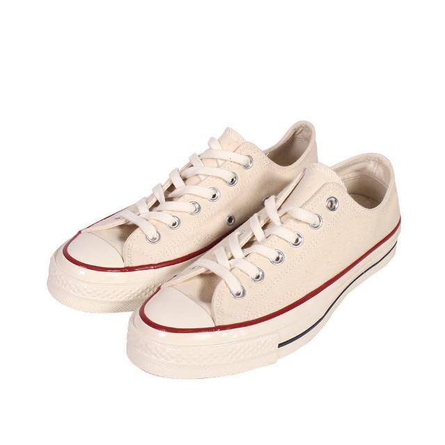 【CONVERSE】帆布鞋 低統 1970S 低筒米白 - 162062C