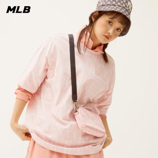 【MLB】短袖T恤 老花口袋系列 Monogram 紐約洋基隊(31TSM4131-50P)