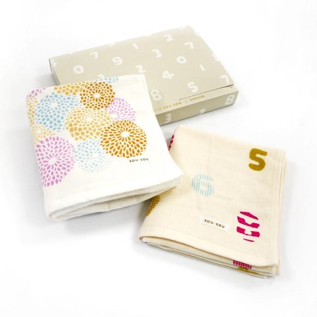 【Marushin 丸真】SOU SOU京都新和風毛巾禮盒(SOU SOU)