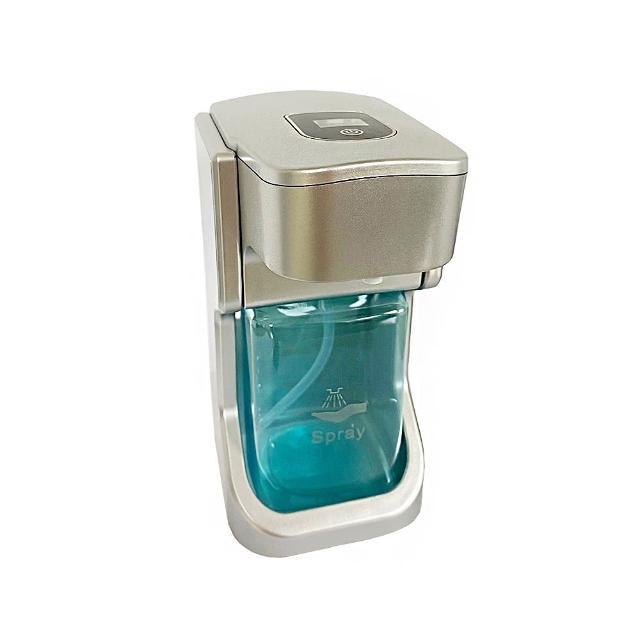 【AUTOMATIC】全自動感應酒 精噴霧器 500ml大容量(防疫神器)