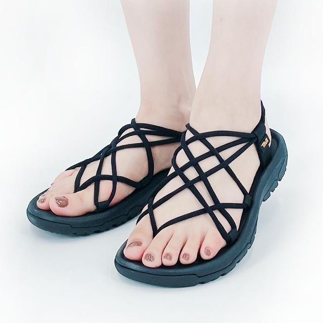 【TEVA】W HURRICANE XLT INFINITY 織帶涼鞋 女款 涼鞋(1091112-BLK)
