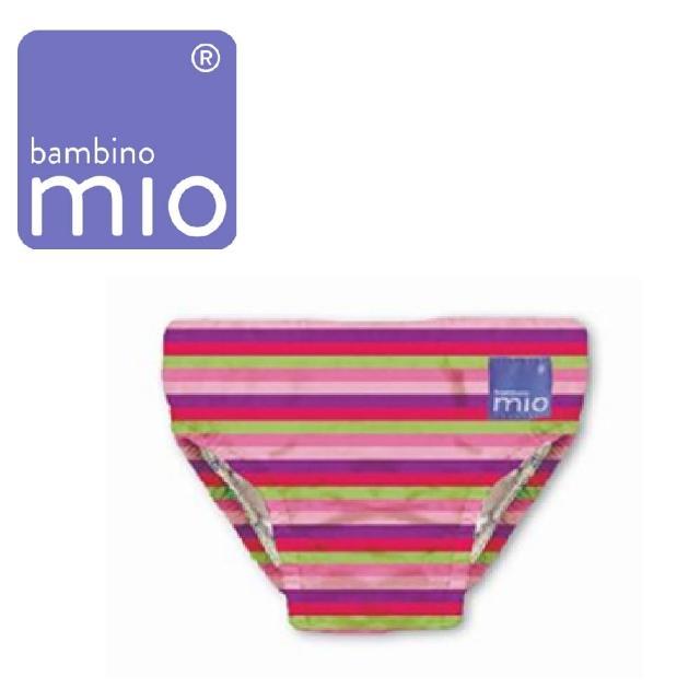 【Bambino Mio】防漏嬰兒游泳褲/游泳尿褲/尿布訓練褲(L-適用 9~12公斤)