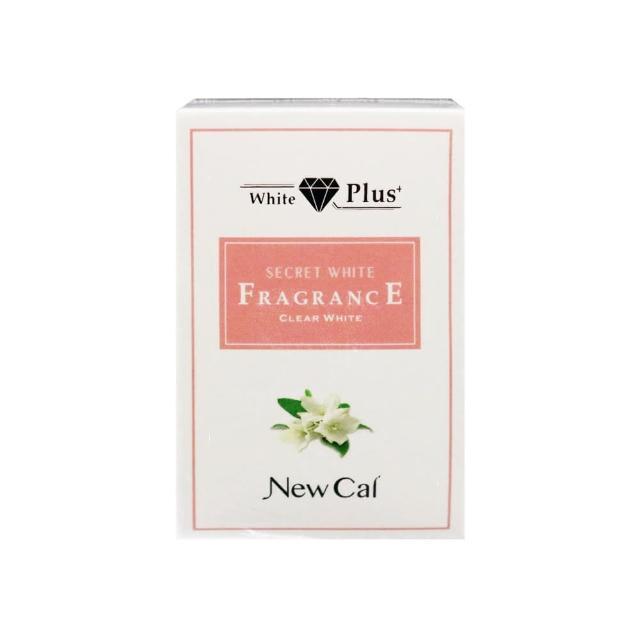 【New Cal】淨白私密香雙效軟膠囊 30顆/盒(4盒組)