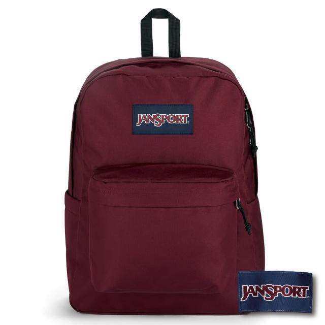 【JANSPORT】校園系列後背包(赤褐色)