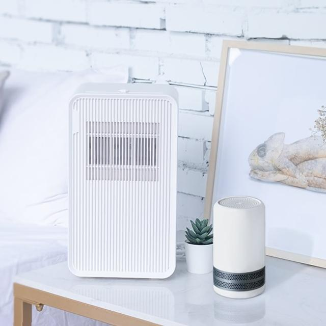 【Roommi】Air3 plus小資族小房空間空氣淨化器+2公升輕量除濕機