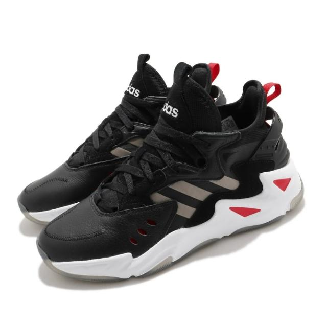 【adidas 愛迪達】Firewalker 籃球鞋概念 男鞋 愛迪達 高筒 焱系列 新年款 CNY 黑 白 紅 休閒鞋(FY6048)
