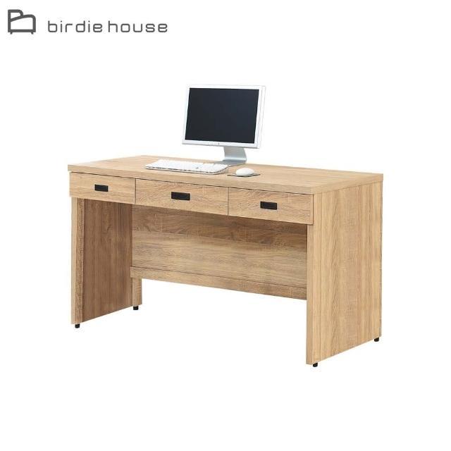 【柏蒂家居】班特利5尺簡約三抽書桌/工作桌