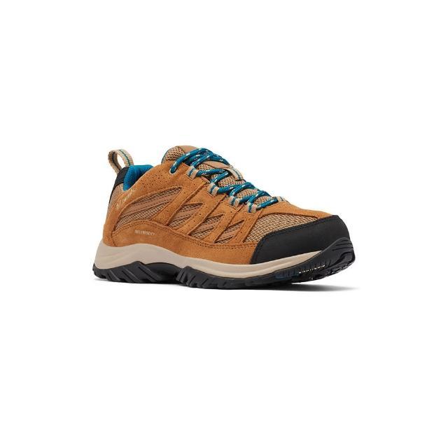 【Columbia 哥倫比亞】女款- Omni-Tech 防水登山鞋-棕褐(UBL53720TN / 防水.健走.輕量)