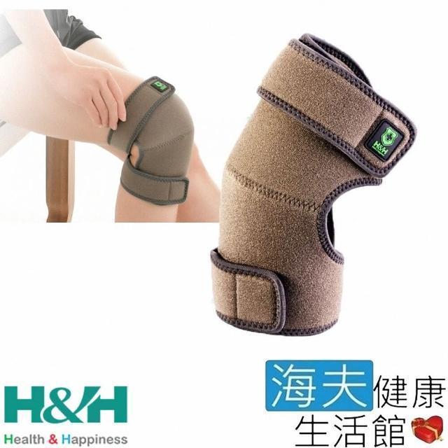 【海夫健康生活館】南良H&H 遠紅外線 調整型 護膝(51X23X0.5cm)