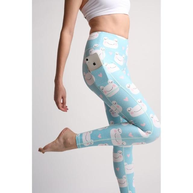 【Flexi Lexi】Froggin′ Awesome Flexi Pants(多功能機能瑜珈褲)