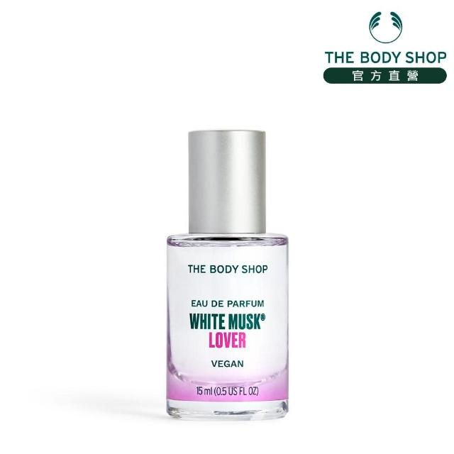【THE BODY SHOP 美體小舖】白麝香花戀香水(15ML)