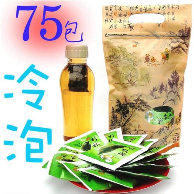 【龍源茶品】杉林溪焙香烏龍茶葉高山茶葉茶包5組(15入/組-共75包/可茶几茶具泡茶/可冷泡茶/春茶TEA)