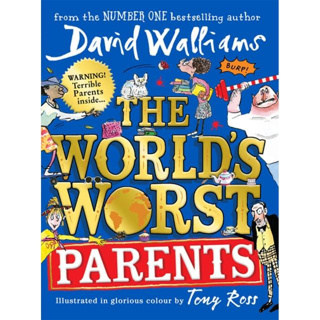 【Song Baby】The World's Worst Parents(英文小說)