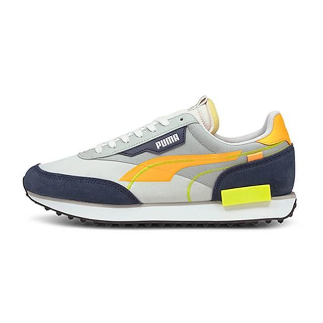 【PUMA】休閒鞋 男鞋 復古鞋 運動 FUTURE RIDER TWOFOLD SD 灰 38105202