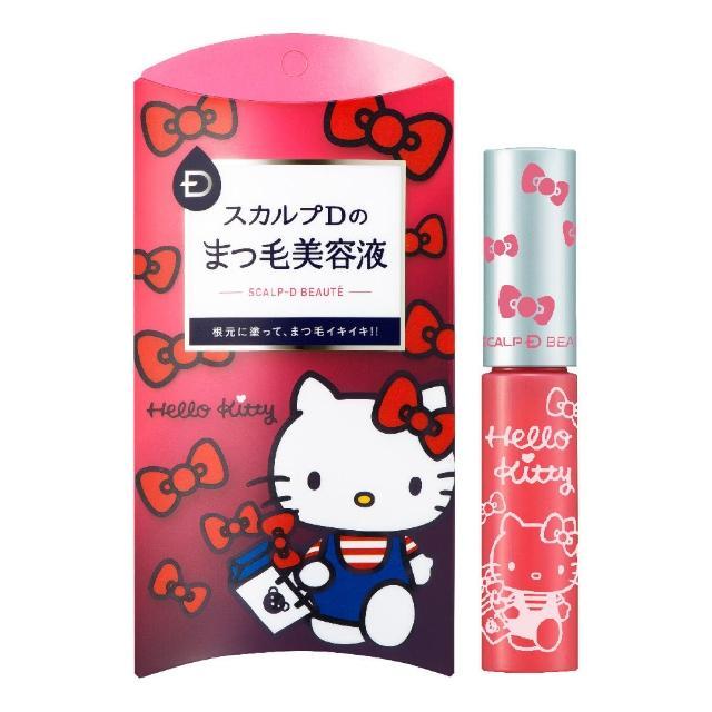 【ANGFA 絲凱露D】實力派睫毛修護液6ml(kitty)
