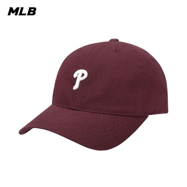 【MLB】棒球帽 基本款 素色 費城費城人隊(32CP77111-10E)