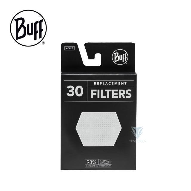 【BUFF】BF126658 口罩濾網 - 成人30入(BUFF/口罩濾網/成人)