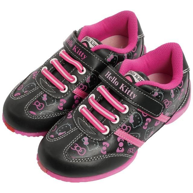 【TDL】HELLO KITTY凱蒂貓兒童運動鞋慢跑鞋19cm 970962