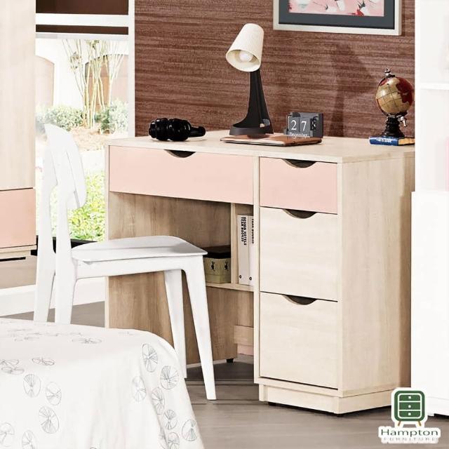 【Hampton 漢汀堡】菲碧3.2尺書桌(一般地區免運費/工作桌/書桌)