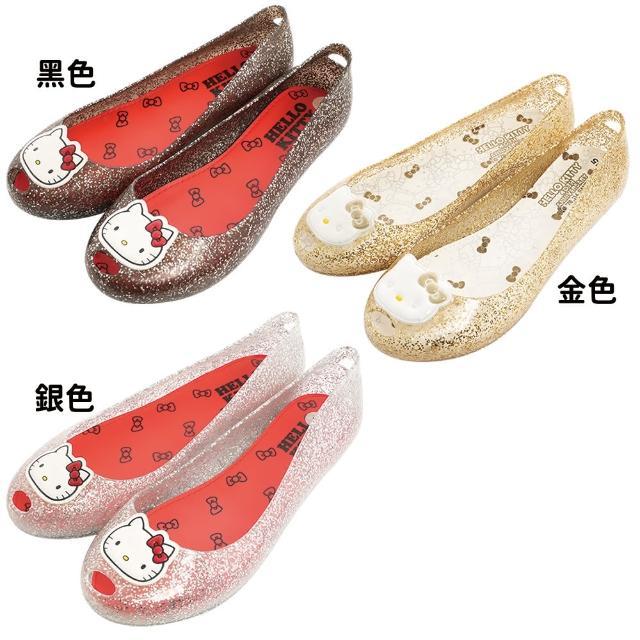 【TDL】HELLO KITTY凱蒂貓氣質舒適休閒娃娃鞋 710556