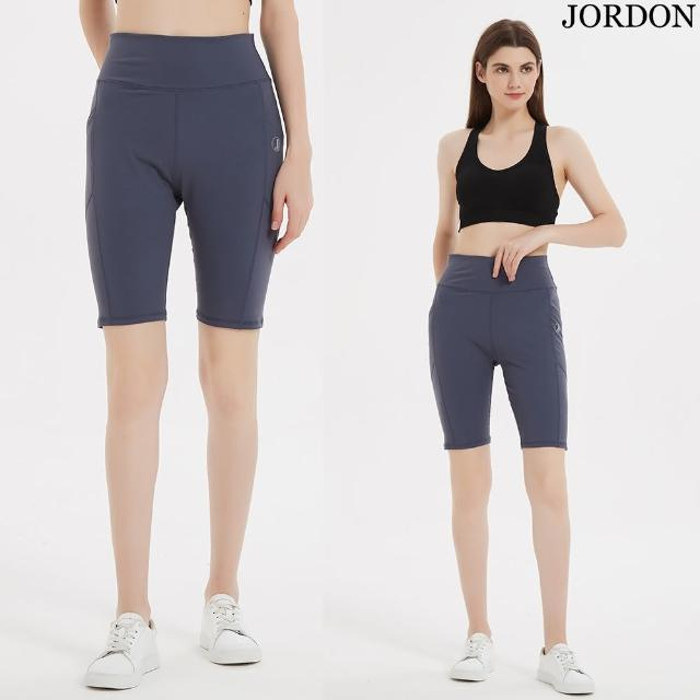 【JORDON 橋登】運動口袋5分褲(2B242)