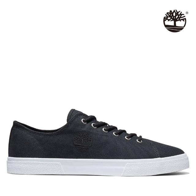 【Timberland】男款黑色天絲玻璃纖維Union Wharf 2.0 EK+牛津鞋(A43YZ015)