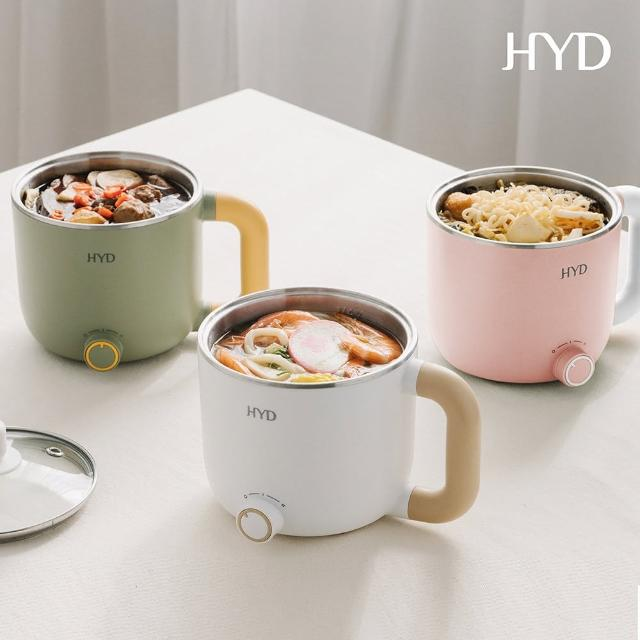 【HYD】小食鍋-輕食尚料理快煮鍋 D-522(附蒸蛋架)