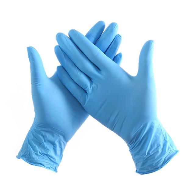 【JoyNa】3盒入-SGS認證NBR手套丁手套 無粉手套(一次性手套.300支入)