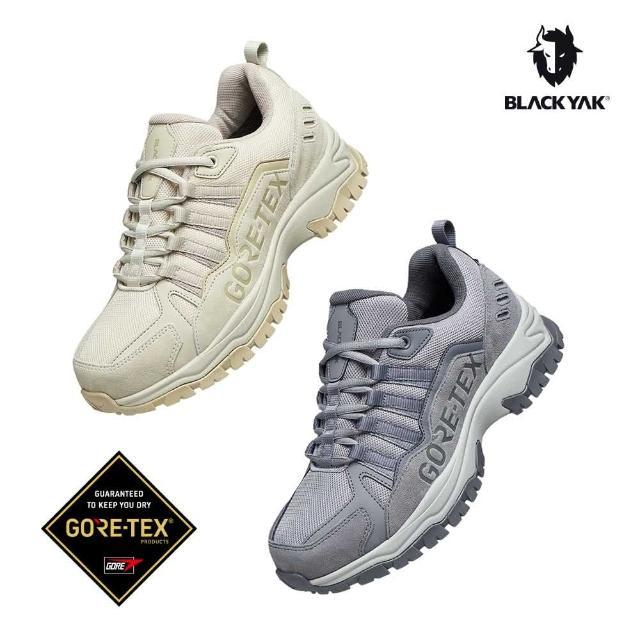 【BLACK YAK】DOVER GTX防水休閒鞋[灰色/沙色]BYJB2NFH02(韓國 防水鞋 休閒鞋 老爹鞋 中性款)