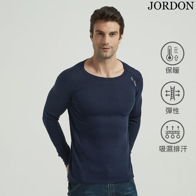 【JORDON 橋登】圓領保暖長衫(28123)