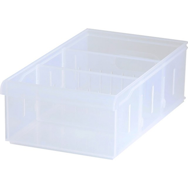【NITORI 宜得利家居】隔板整理盒FINE LF3002(收納籃 收納盒 整理盒)