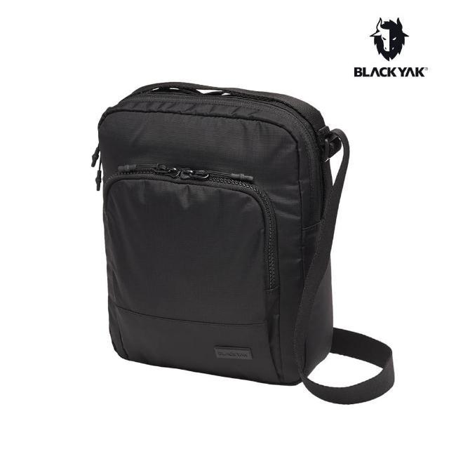 【BLACK YAK】CROSS單肩斜背包[黑色]BYJB2NBD02(韓國 隨身包 斜背包 小包)