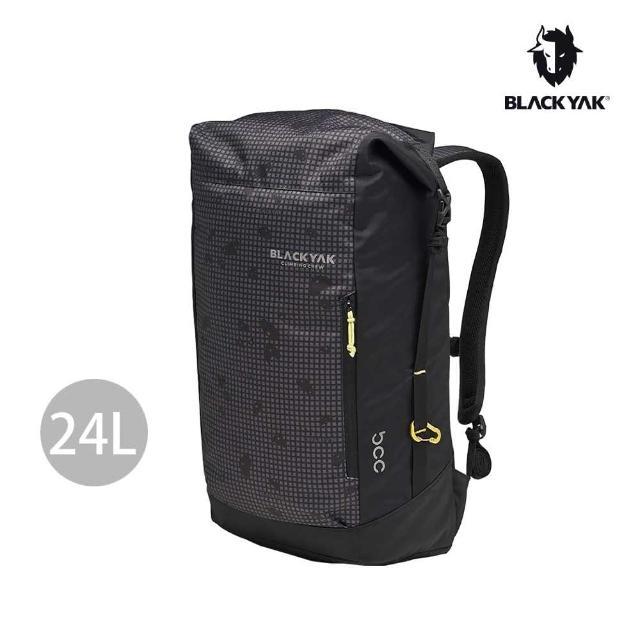 【BLACK YAK】BCC 24L背包[黑色]BYJB2NBE01(韓國 背包 休閒包 24L)