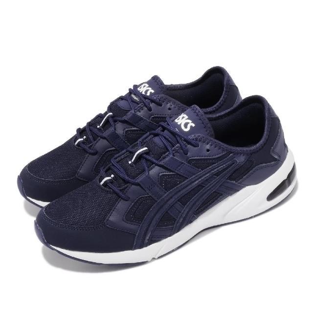 【asics 亞瑟士】休閒鞋 GEL-Kayano 5.1 男鞋 亞瑟士 流行款 穿搭推薦 緩震 亞瑟膠 藍 白(1191A098403)