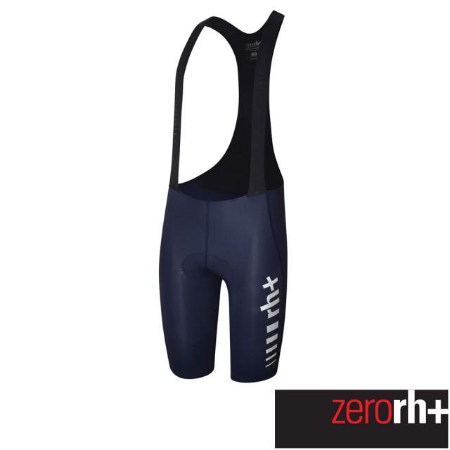 【ZeroRH+】義大利CODE系列男仕專業自行車褲(深藍 ECU0767_801)
