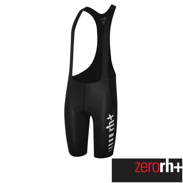 【ZeroRH+】義大利CODE系列男仕專業自行車褲(黑色 ECU0767_900)