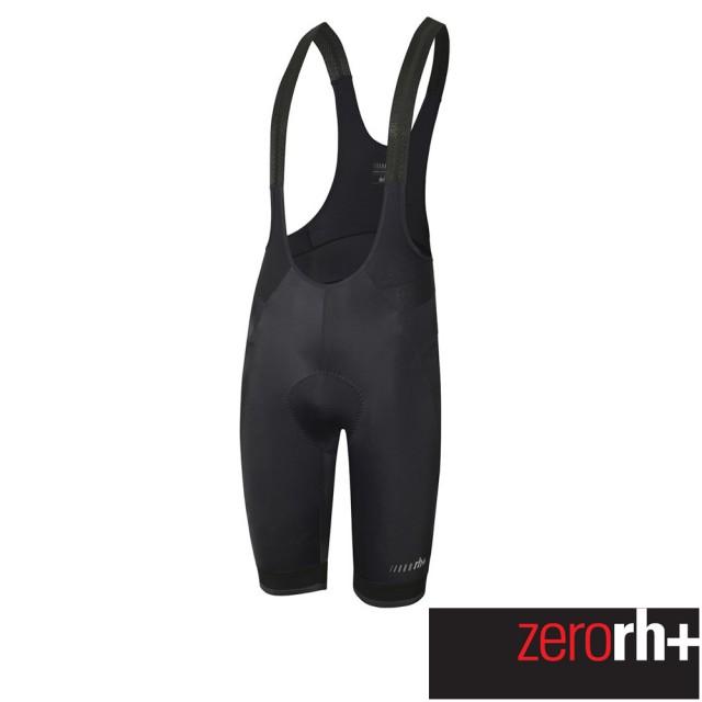【ZeroRH+】義大利PRIME系列男仕專業自行車褲(黑色 ECU0776_900)