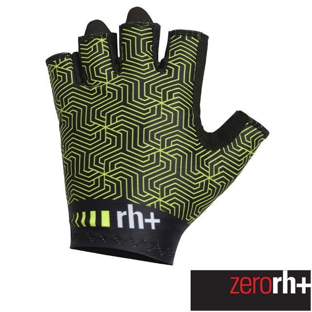 【ZeroRH+】義大利自行車手套(螢光黃 ECX9102_27Z)